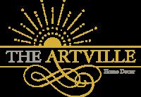 THE ARTVILLE Final Logo PNG Small
